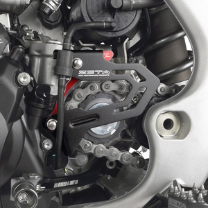 CRF450L CRF450RL Case Saver with Sprocket Cover by Zeta Racing