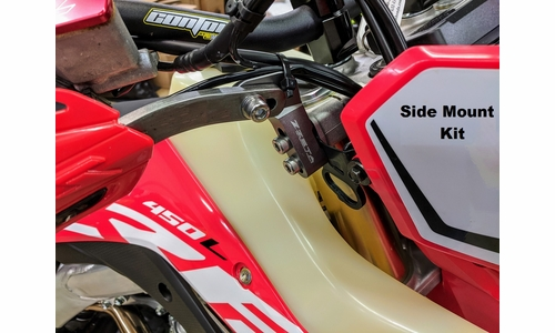 CRF450L Handguards - PRO Package