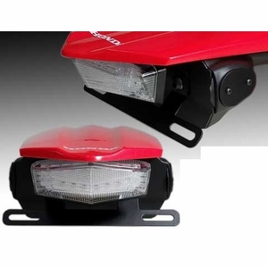 CRF450L CRF450RL Tail Light and Fender Eliminator Kit by 12oClockLabs