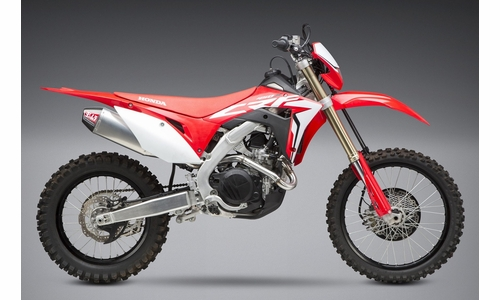 CRF450X Yoshimura RS-4 Full Exhaust System