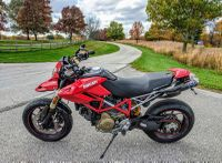 2008 Ducati Hypermotard 1100S Project Bike