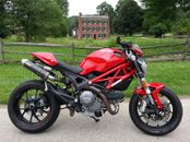 2013 Ducati Monster 796 Project Bike