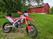 Honda CRF450L Project Bike #2