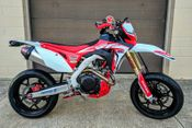 Honda CRF450L Supermoto Conversion #3