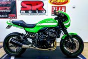 Kawasaki Z900RS Cafe Project Bike