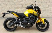 2015 Yamaha FZ-09 Project Bike