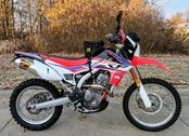Honda CRF250L Project Bike