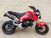 Honda Grom Project Bike