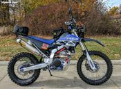 Yamaha WR250R Project Bike #2