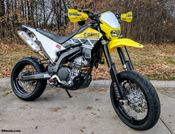 Yamaha WR250X Project Bike