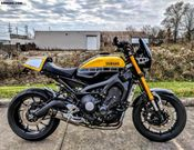 Yamaha XSR900 Project Bike #2