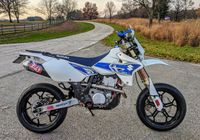 Suzuki DRZ400SM Project Bike Build #7