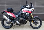 Yamaha Tenere 700 Adventure Commuter Project Bike