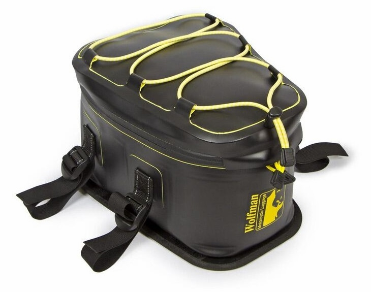 Wolfman Peak Tail Bag WP