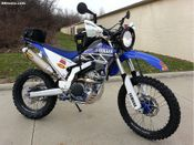 Yamaha WR250R Project Bike #1