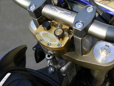 WR250R WR250X Scotts Steering Stabilizer and Mount Kit