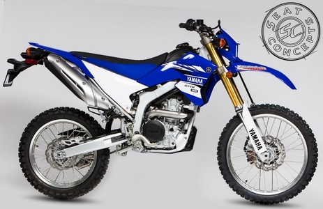 WR250R WR250X Seat Concepts Comfort Complete Seat