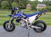 Yamaha WR250R Supermoto Conversion #2