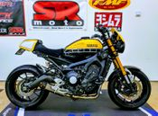 Yamaha XSR900 Project Bike #3