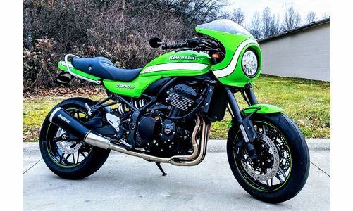 Z900RS Akrapovic Header
