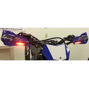 Zeta LED Flashers for XC Protector