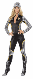 1PC Wanna Race Costume