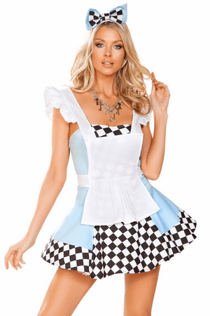 Alice's Wonder Adventures Costume