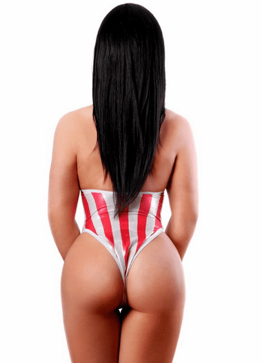 All American Sexy One Piece