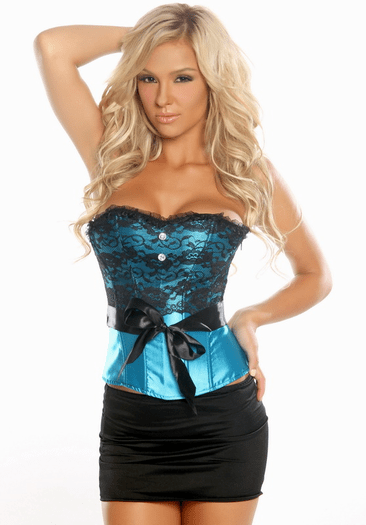 All I Want Is You Corset Set