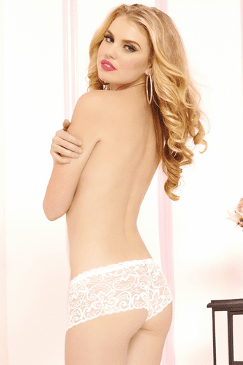 All Over Lace Boyshort