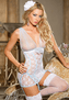 All Over Stretch Lace Chemise