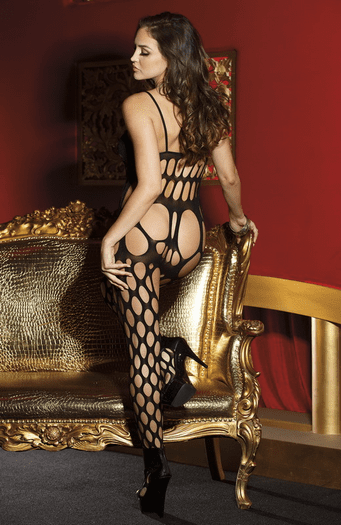 Alluring & Sinful Sexy Bodystocking