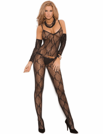 Always In Love Bodystocking