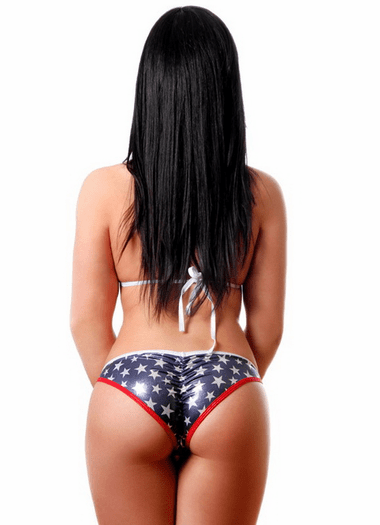 American All Star Sexy One Piece