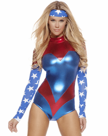 American Dream Super Hero Costume