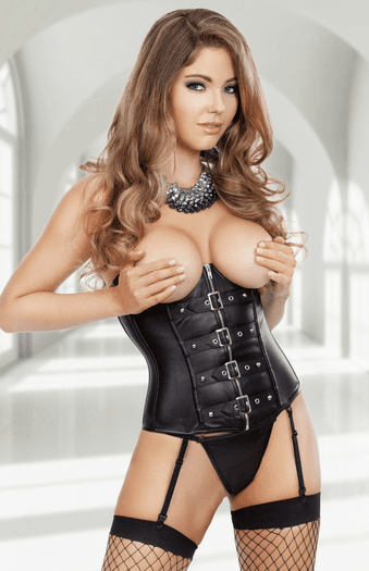 Angie's Favorite Underbust Corset