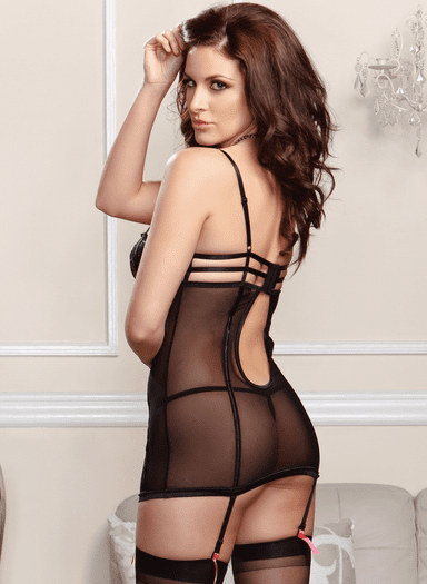 Anything Goes Sexy Chemise