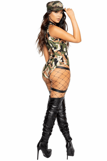 Army Hottie Halloween Costume