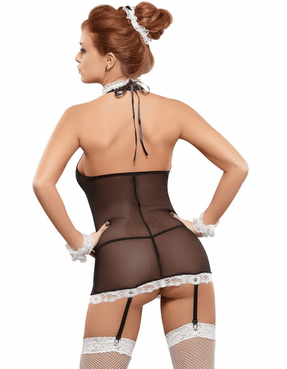 At Your Command Sexy Maid Costume