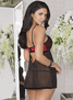 Attention Diva Underwire Babydoll & Thong Set