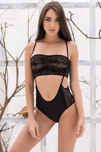 Bandeau Teddy Set