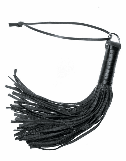 BDSM Short Whip With Handle - Spicy Lingerie