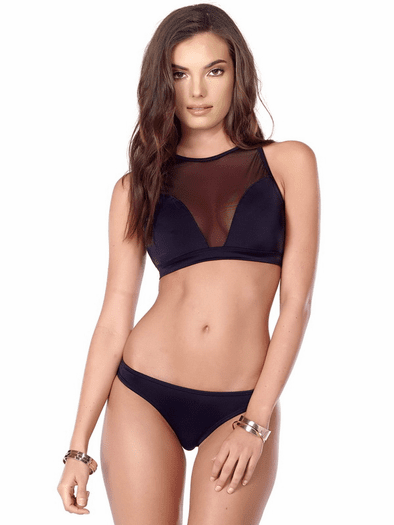 Beach House Bikini Swim Set