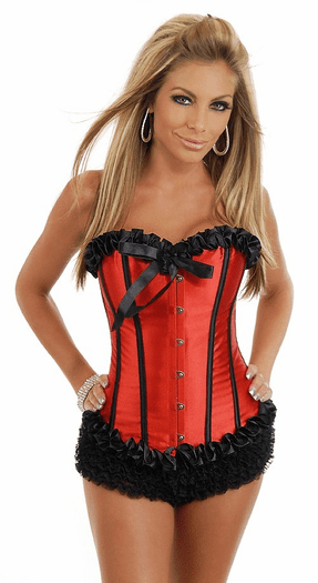 Beautiful Diva Corset