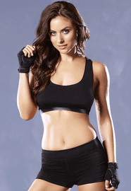 Beauty Knockout Sexy Sports Bra
