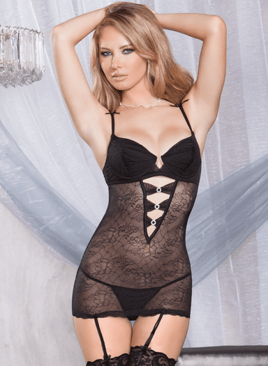 Beg For It Sexy Chemise