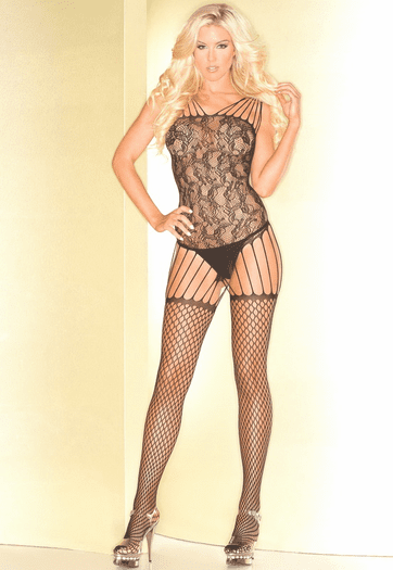 Believe In Our Love Bodystocking