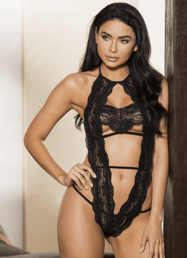 Best Of My Love Lace Teddy