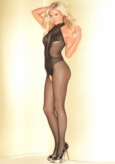 Better Than Words Sexy Fishnet Bodystocking