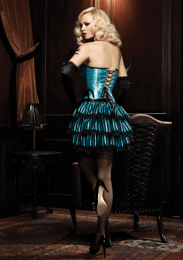 Betty Corset Spicy Lingerie